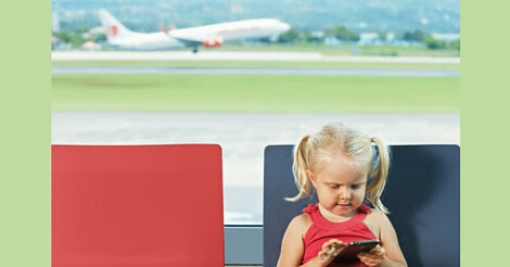 The 5 Realities of Braving Air Travel with Kids - Sleep Baby Love