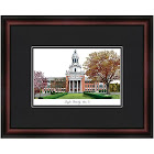 Campus Images Baylor University Academic Framed Lithograph