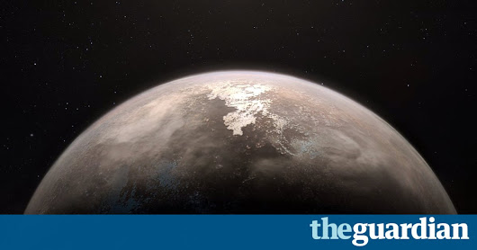 Potentially habitable world found just 11 light years away | Science | The Guardian