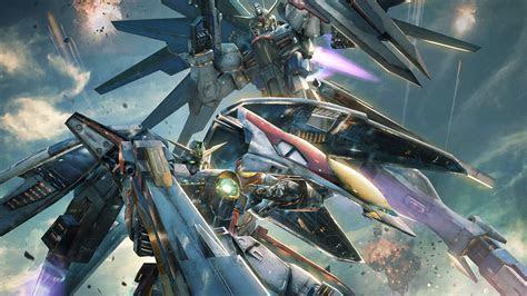 Gundam Versus 2017 4k, HD Games, 4k Wallpapers, Images