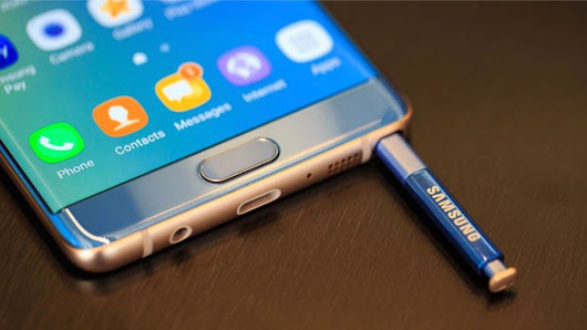 Refurbished Samsung Galaxy Note 7 with a new battery, any takers?