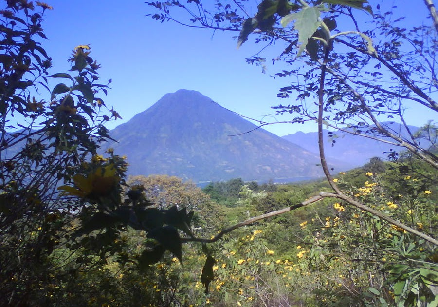 Volcano san pedro solola wallpapers by betomontes wallpapers fondos de pantalla fonds d - San pedro wallpaper ...