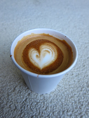 A day out East - Prufrock Coffee