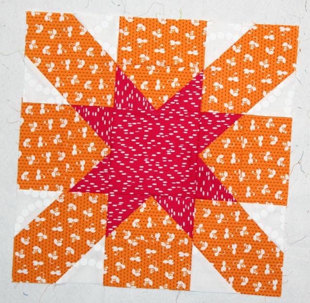 Starburst Cross block