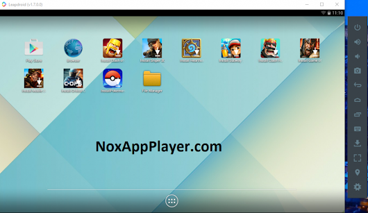 Leapdroid Download: Install Leapdroid Emulator on Windows 7,8,10