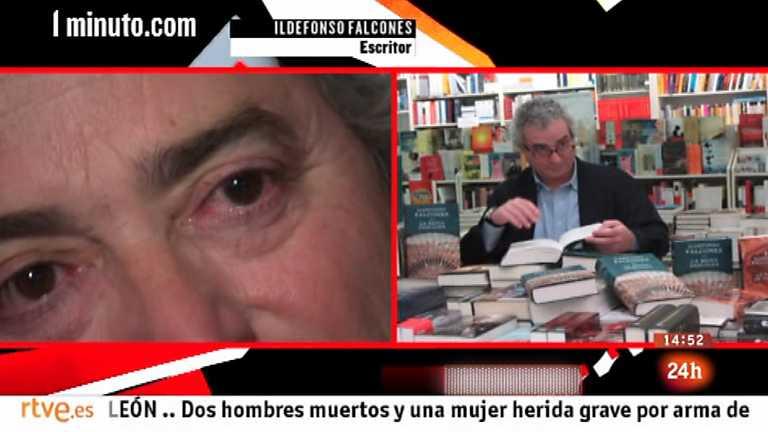Cámara abierta 2.0 - Twago, TheMadVideo, SamyRoad e Ildelfonso Falcones en 1minuto.com - 20/04/13