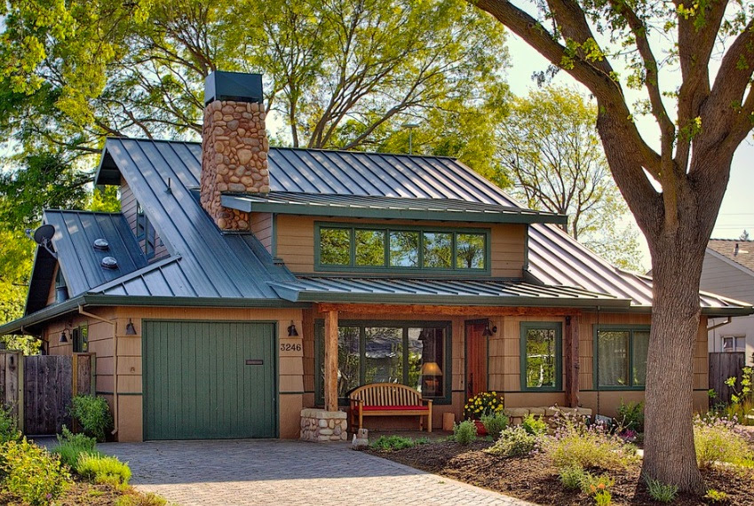 5 Best Ways to Choose your Roof Colour | Maria Killam