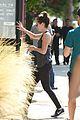vanessa hudgens ashley tisdale hit gym together 03