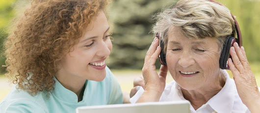 Playing Mom's Favorite Song: Music and Alzheimer's Care - Mayberry Gardens
