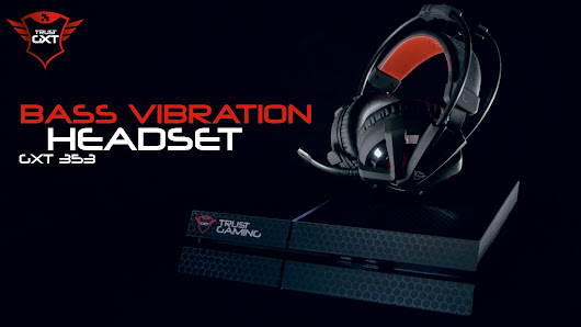 Trust GXT 353 Vibration Headset - Recensione | Gamesoul.it