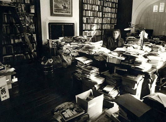Louis L'Amour's Library and Reading List | Art of Manliness