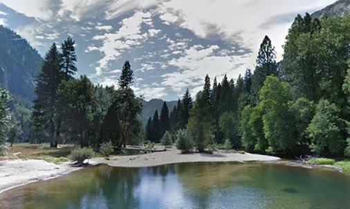 Google Street View – Explore natural wonders and world landmarks