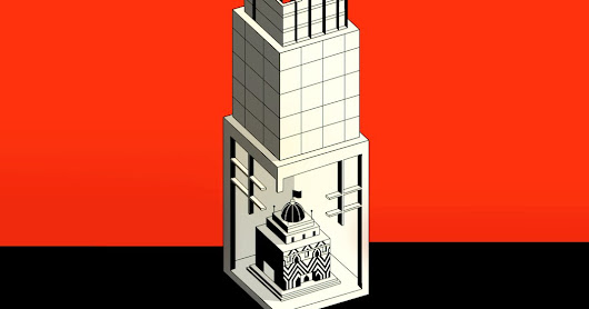 The Saint and the Skyscraper - The New York Times