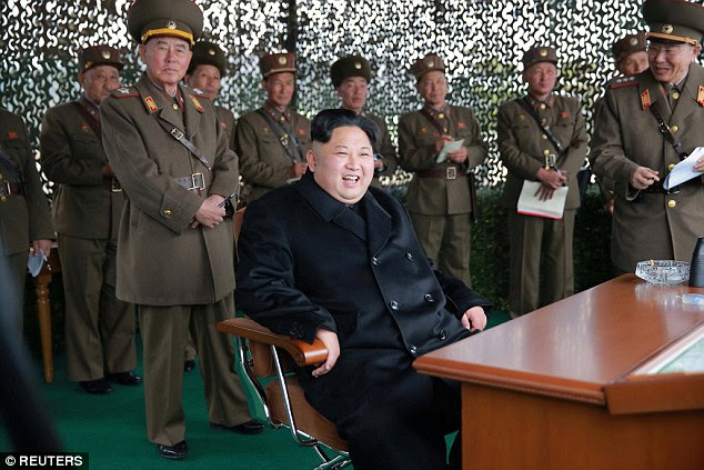 North Korea has broadcast a 'coded message' to sleeper agents on state radio - sparking fears of an imminent attack