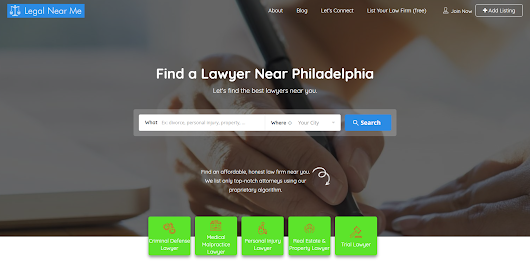 Legal Near Me – Legal Marketing Solution by Key Medium
