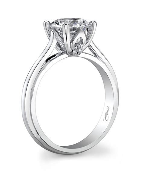 Engagement ring #LC5141   Coast Diamond Bridal Engagement