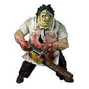 Cinema of Fear Leatherface Stylized Rotocast Figure