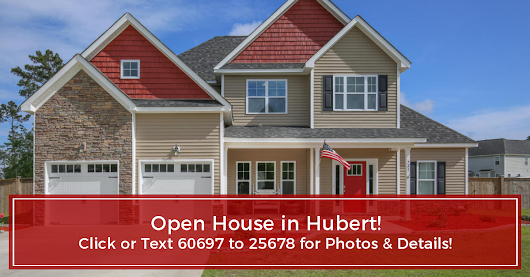 OPEN HOUSE - Hubert