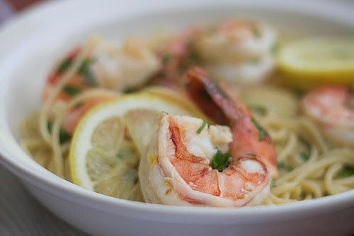 April 29th is National Shrimp Scampi Day!
