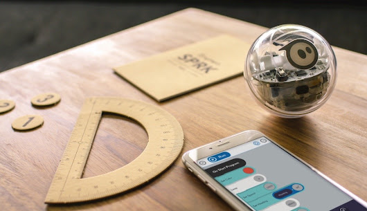 Sphero targets the education market with a redesigned robot