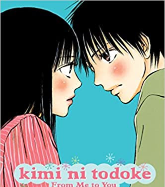 Kimi Ni Todoke Manga Cover