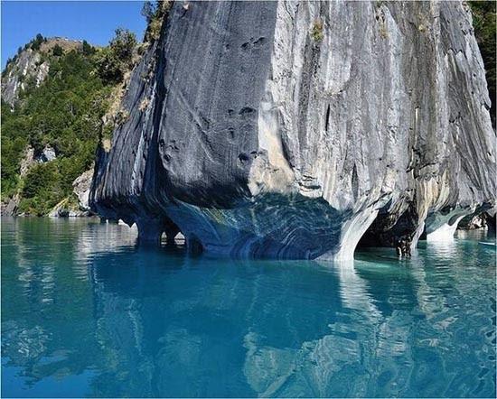 Εντυπωσιακές μαρμάρινες σπηλιές (1)