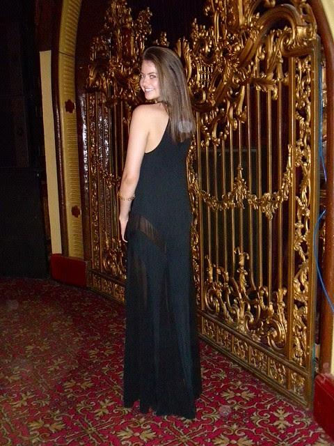 black maxi dress 8
