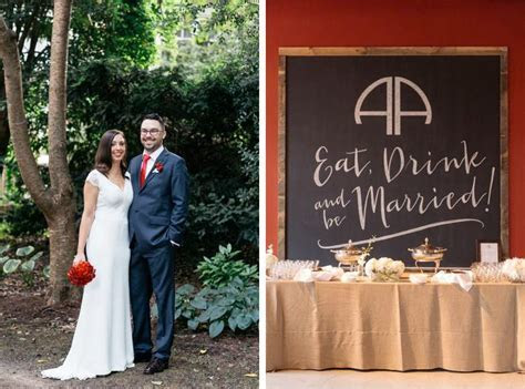 Courthouse Marriage With a Reception at The Rickhouse in