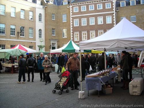 Richmond's open market