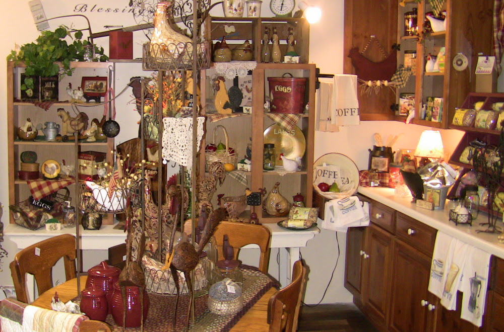 Country Style Home & Garden Decor & Gift Shop Wonewoc, WI ...