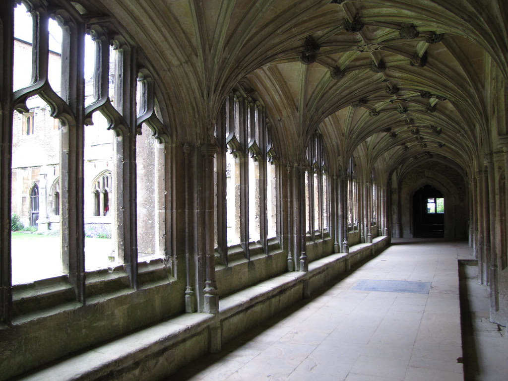 Lacock Abbey Lacock Wiltshire Interior Harry Potter An