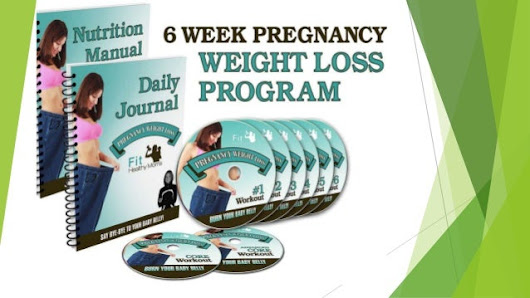 6 week pregnancy weight loss reviews