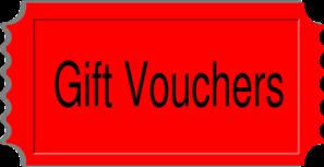 Gift Voucher Clip Art