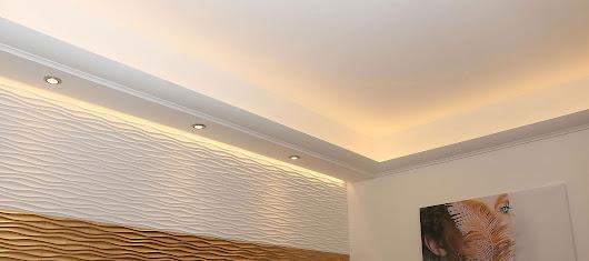 bendu fassaden stuck lichtprofile google. Black Bedroom Furniture Sets. Home Design Ideas