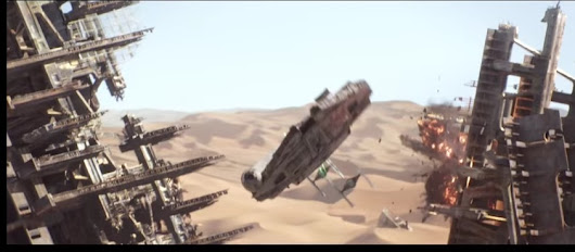 New Star Wars trailer drops, in Japan