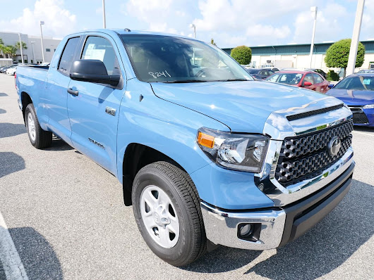 The 2019 Toyota Tundra is ready for anything | Toyota of Orlando