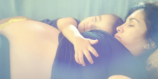 7 Bizarre (But Common) Pregnancy Dreams, And What They Really Mean
