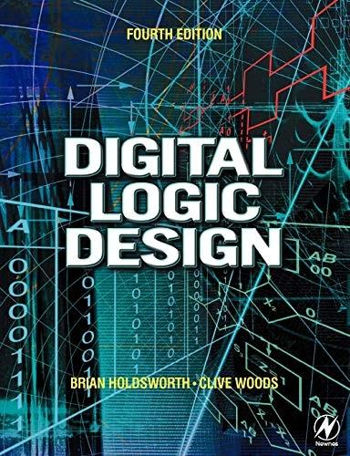 Digital Logic Design PDF Book by B. Holdsworth