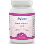 Vitabase Active Woman's Multi - 90 Tablets | HerAnswer.com