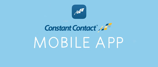 Introducing Constant Contact Mobile | Constant Contact Blogs
