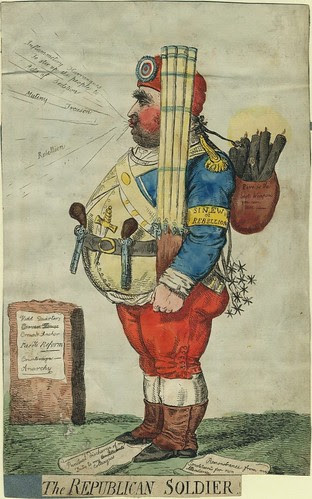 The Republican Soldier (1798)
