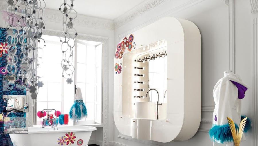Luxurious Interiors-Bathroom