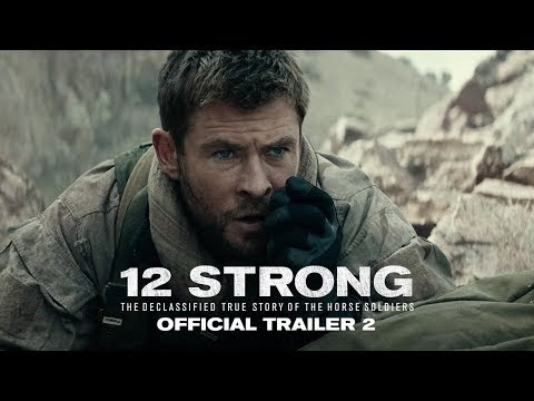 12 Strong Overview + Book and Movie Tickets Giveaway