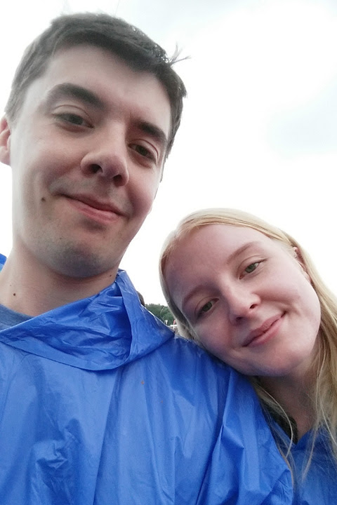 Download Festival 2016 Hannah and Dave
