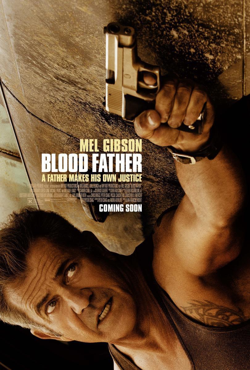 NosVamosAlCine, Cine, película, Cartelera, Mel Gibson, Blood Father, blog de cine, solo yo, blog solo yo, acción, thriller, crimen,