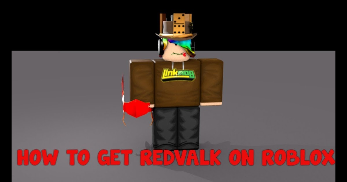 How To Get The Roblox Red Valk 2019 Promo Codes For Robux
