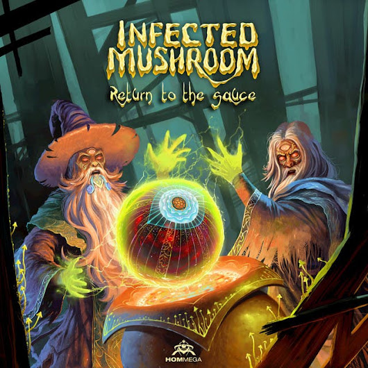Spotify Web Player - Return to the Sauce - Infected Mushroom