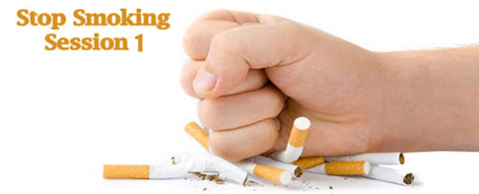 Stop Smoking Session 1| Tricks to Quit Smoking Habits