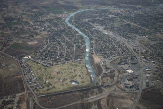 Carlsbad aerial view