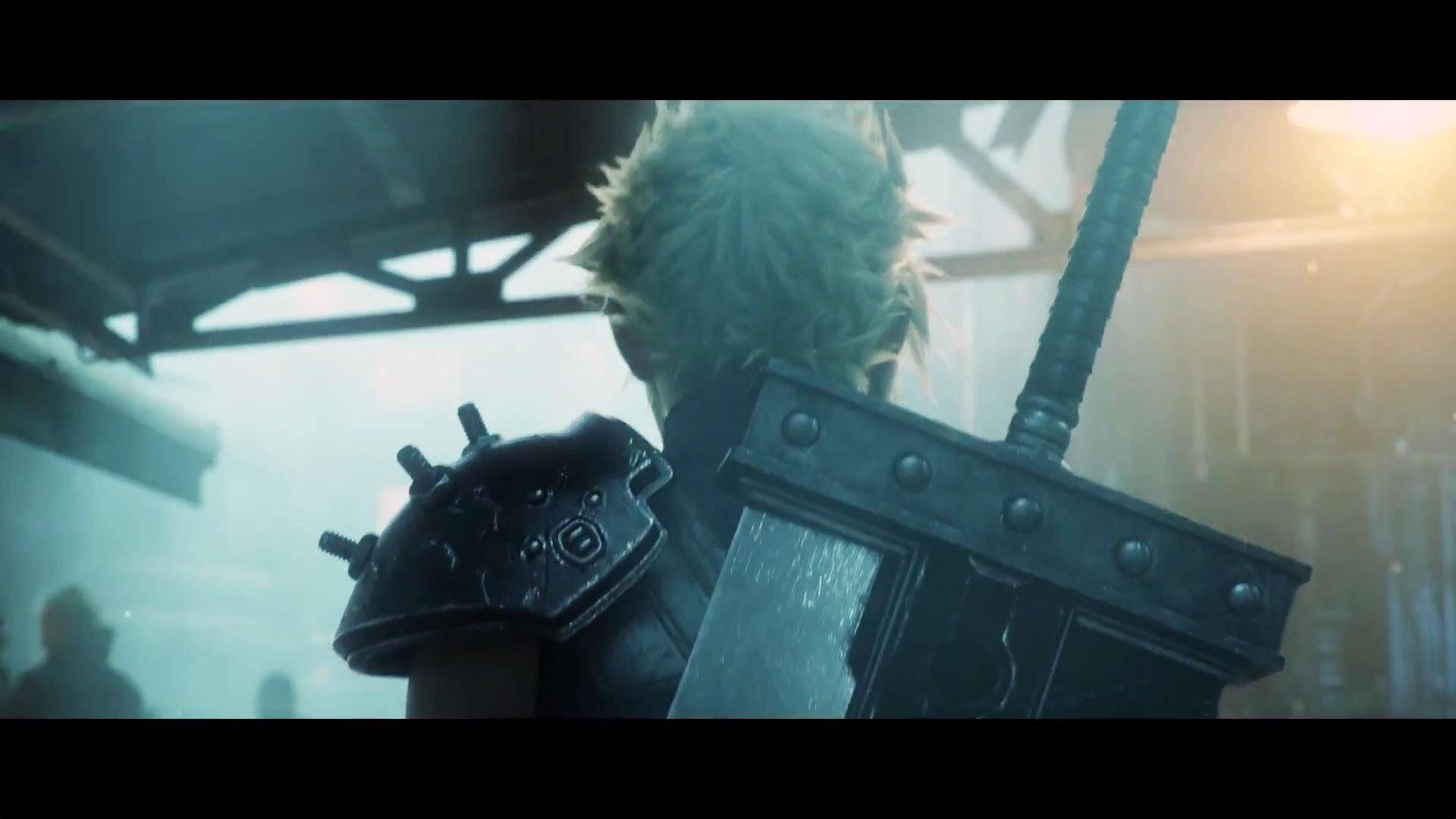HD Final Fantasy 7 Remake Wallpaper Hd | wallpaper prambanan